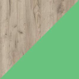 Дуб серый-Зеленый